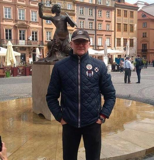 Jacek Cyzio ma 51 lat, w Cracovi grał w latach 1982 - 1985