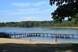 Jezioro Liny kusi każdego dnia, nic dziwnego że tak chętnie jest odwiedzane