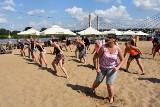 Gorąca sobota na Hot Spot. Wrocławianie tańczyli salsę [ZDJĘCIA]