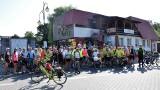 Kruszwica. Nadgoplański Oddział PTTK w Kruszwicy ma już 60 lat. Jubileusz uczczono rajdem rowerowym. Zdjęcia