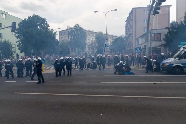 Marsz równości w Białymstoku wywołał olbrzymie poruszenie.Dyskusja wokół niego nadal trwa.