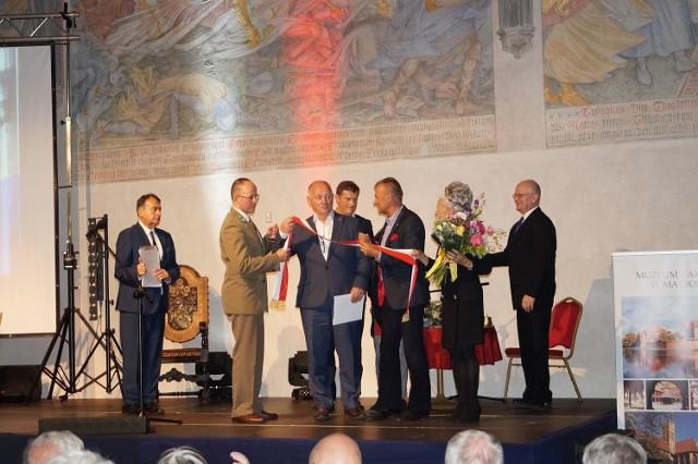 Golubski zamek zajął 2 miejsce w konkursie o tytułu Mistrza Mowy Polskiej i Kuźni Mistrzów Mowy Polskiej