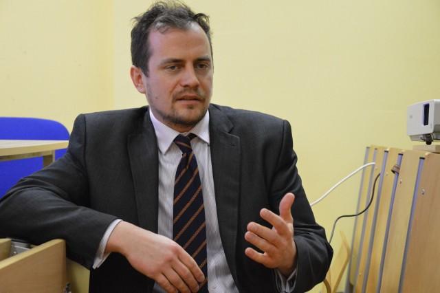 Marcin Wałdoch jest nowym członkiem rady społecznej szpitala. Wszedł do niej za  lekarza Stefana Kwiatkowskiego.