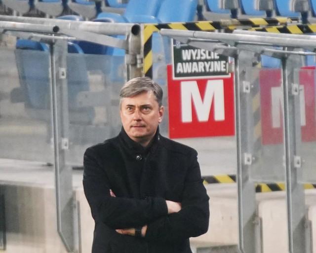 Maciej Skorża chce zmienić proporcje w szatni Lecha Poznań. Ma być w niej więcej Polaków