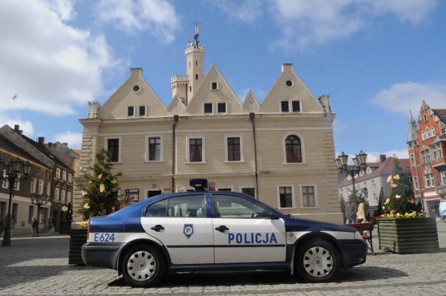 Policjanci wysyłają coraz więcej patroli