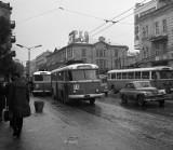 Miał być tramwaj, ale na ulice wyjechał trolejbus. Te autobusy stworzyły historię komunikacji miejskiej w Lublinie