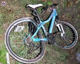 14-letni rowerzysta potrącony przez samochód osobowy w powiecie janowskim. Chłopiec trafił do szpitala