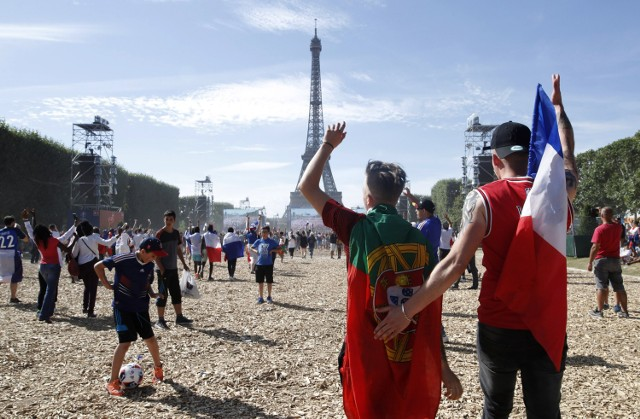 Francja - Portugalia online. Transmisja stream