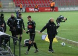 Korona Kielce - GKS Tychy 1:0. Gol w prezencie RELACJA