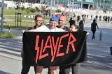 Slayer w Gliwicach: fani ściągają z całej Polski, by zobaczyć legendę trashmetalu  ZDJĘCIA