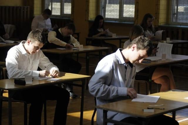 Egzamin gimnazjalny 2012 - język niemiecki