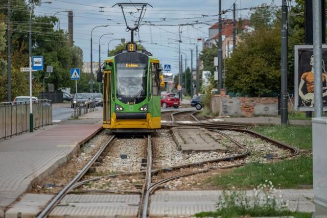 Awaria tramwaju linii nr 9. Ruch na ul. 28 Czerwca w Poznaniu był wstrzymany od godziny 12.36 do godziny 12.50.