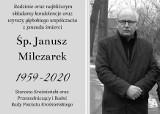 Zmarł Janusz Milczarek, wieloletni dyrektor Zarządu Dróg Powiatowych w Krośnie Odrzańskim. Kiedy go pożegnamy?