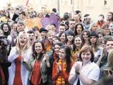 Największy LipDub w Polsce - studenci medycyny nagrali teledysk