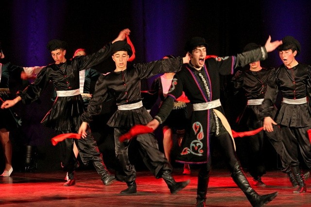 Występ zespołu Shogher z Armenii zainaugurował nowy cykl muzycznych podróży po świecie. W Centrum Kultury i Sztuki otwierają nam oczy na świat.