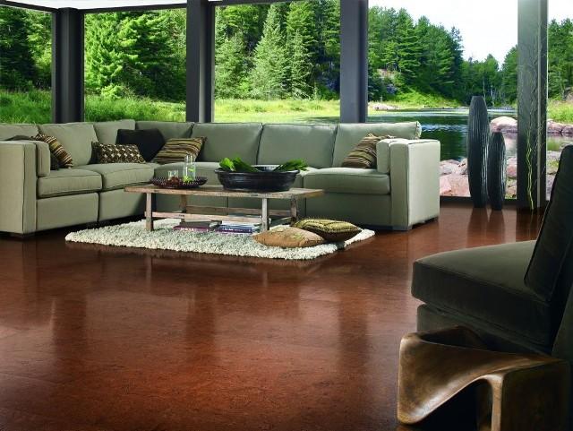Podłoga korkowa Torlys CorkChcemy, aby nasze wnętrza były designerskie i funkcjonalne. W tę konwencję bardzo dobrze wpisują się podłogi  korkowe.