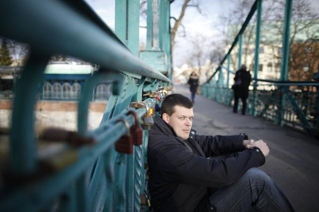 Michał Korbański z Opola założył stronę, na której stolicę województwa można poznać w sposób fotograficzny.