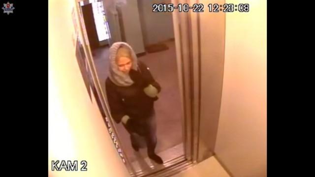 Lubelska policja szuka kobiety z nagrania