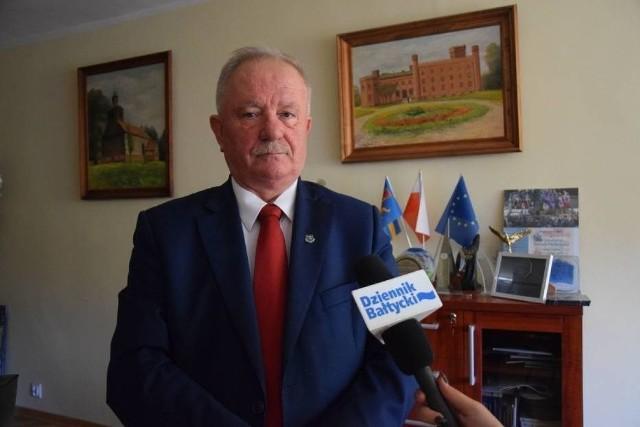Tadeusz Puszkarczuk wygrał wybory na wójta gminy Puck