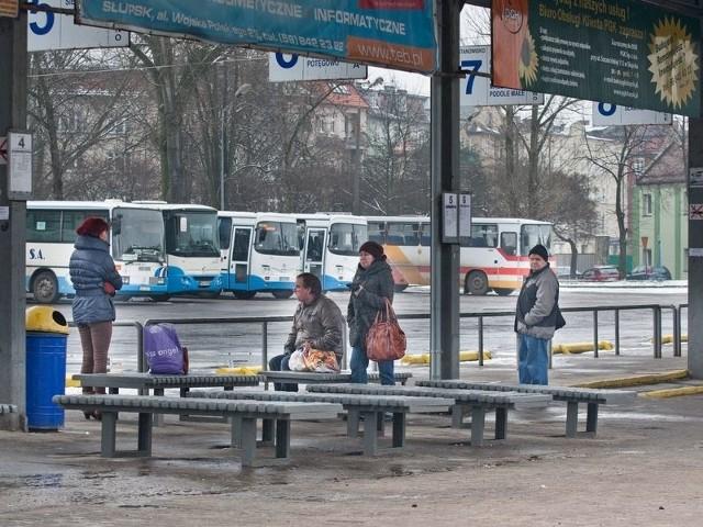 Zdaniem naszej czytelniczki jeden z kierowców słupskiego PKS jest nieuprzejmy dla pasażerów.