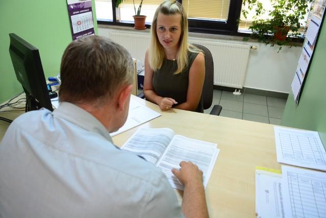 W Biurze Obsługi Mieszkańców w Urzędzie Miejskim w Radomiu, gdzie również przyjmowane są wnioski, nie ma żadnych kolejek.