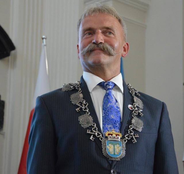 Krzysztof Kaliński rządzi Łowiczem nieprzerwanie od grudnia 2016 roku