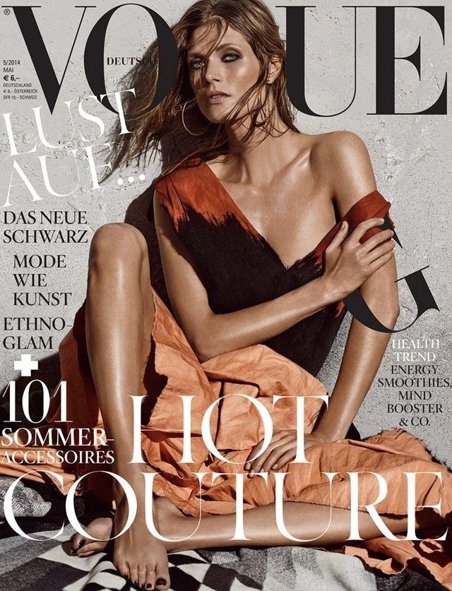 Ambasadorką marki Vogue Polska będzie Małgosia Bela
