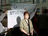 Anarchiści zakłócili promocję Gdańska w CNN