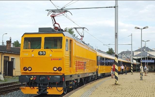 Firma RegioJet planuje uruchomienie pociągu na trasie Praga - Gdynia przez Wrocław, Poznań, Inowrocław i Bydgoszcz. Ma to nastąpić od grudnia 2022 r.