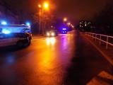 Świętochłowice: Potrącenie pieszego na oznakowanym przejściu na Korfantego [ZDJĘCIA]