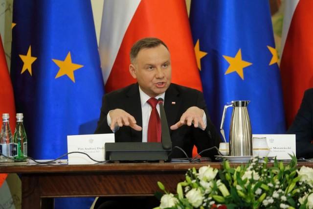 Prezydent Andrzej Duda nie odpowie Verze Jourovej ws. ustaw sądowych