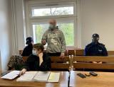 Jednodniowy proces Tomasza M. z Wągrowca. 44-latek został skazany na 9 lat więzienia za zabójstwo swojego szwagra