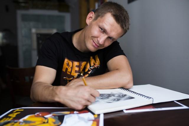 Paweł Worobiej: Najbardziej cieszę się, gdy mama mi mówi, że jest ze mnie dumna. Te słowa najwięcej dla mnie znaczą.