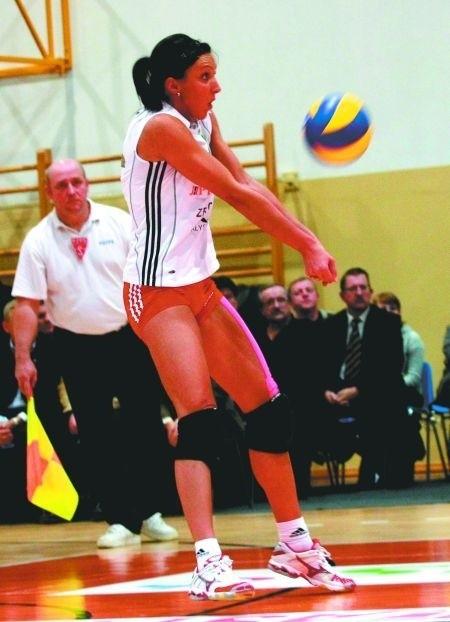 Katarina Truchanova, która dotychczas grała niewiele, powinna dostać szansę dłuższego występu na parkiecie w Rumii