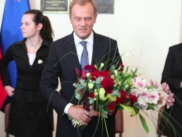 Licealistka z Gorzowa zarzuciła premierowi zdradę i nie przyjęła bukietu