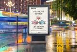 Wyjątkowa kampania społeczna na ulicach Krakowa. Wsparcie mieszkańców w radzeniu sobie z kwarantannową codziennością