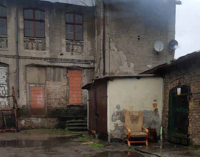 W kamienicy przy ul. Konopnickiej w Witnicy nie było remontów od lat