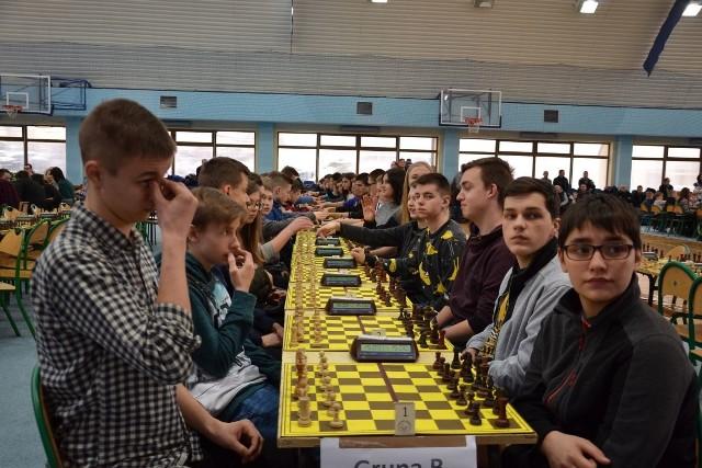 W Sędziszowie Małopolskim odbywa się co roku największy w regionie turniej szachowy