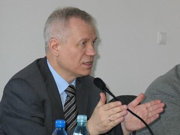 Marek Jurek, kandydat Prawicy Rzeczpospolitej na prezydenta Polski.