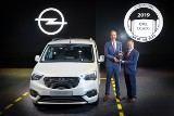 Opel Combo. Zdobywca tytułu International Van of the Year 2019