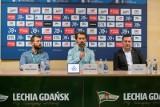 Rzecznik Lechii Gdańsk Michał Żurawski przez wpis na Twitterze po meczach Arki i Lechii podał się do dymisji