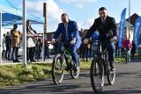 GUBIN: Otwarcie nowych dróg na... rowerach. Oficjalnie zakończono projekt za 5 mln euro, który dotyczył 7 kilometrów dróg [ZDJĘCIA]