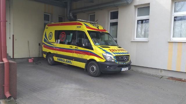 W szpitalu w Chełmnie od dziś funkcjonuje oddział covidowy