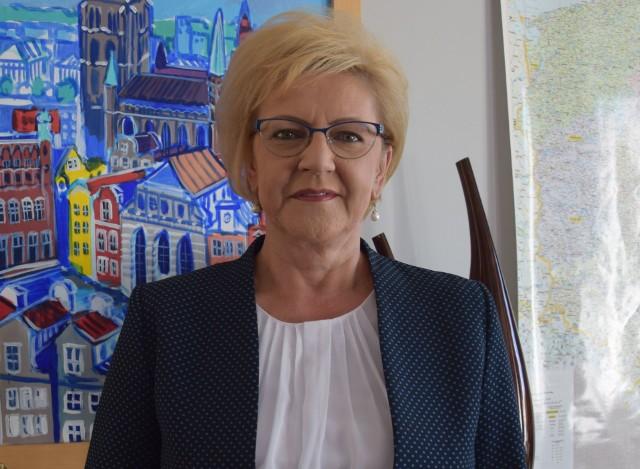 Jolanta Wujek, prezes spółki Confirme