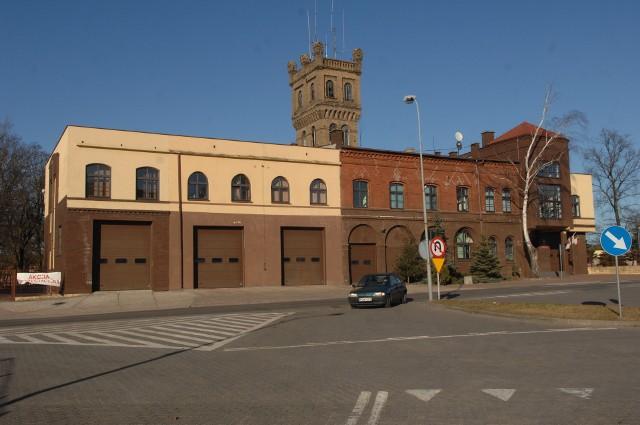 Obecna siedziba kostrzyńskich strażaków staje się zbyt mała, żeby pomieścić cały sprzęt, którym dysponują i będą dysponować.