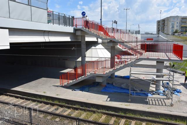 We wrześniu zakończą się prace na wiadukcie PST Szymanowskiego w Poznaniu