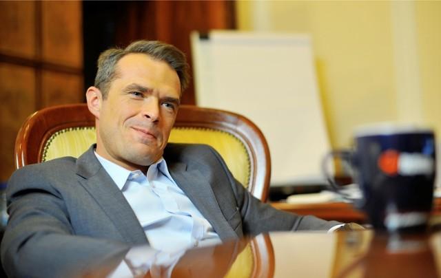 Sławomir Nowak pytał, co może grozić za niewykazanie dochodów przy wpłacie na konto żony. Chodziło o 50 tys. zł