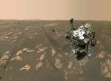 Mars: historyczna chwila. Helikopter Ingenuity odbył pierwszy lot na obcej planecie