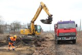 Remontowane tory kolejowe w Krapkowicach są bardzo potrzebne