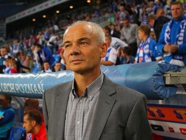 Tymczasowy trener Lecha, Krzysztof Chrobak